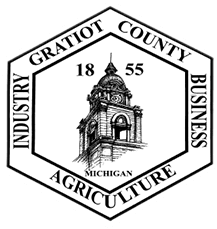 Gratiot County Seal